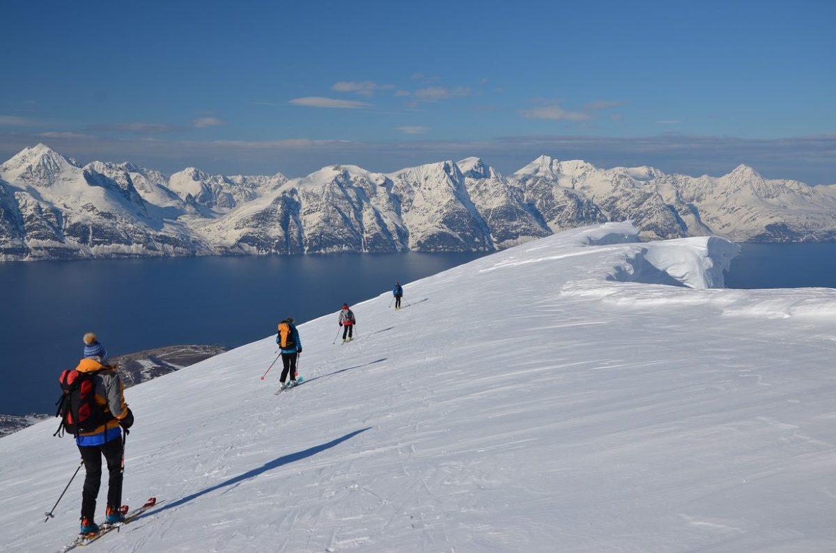 Skitouren in Norwegen | Bergschule Watzmann