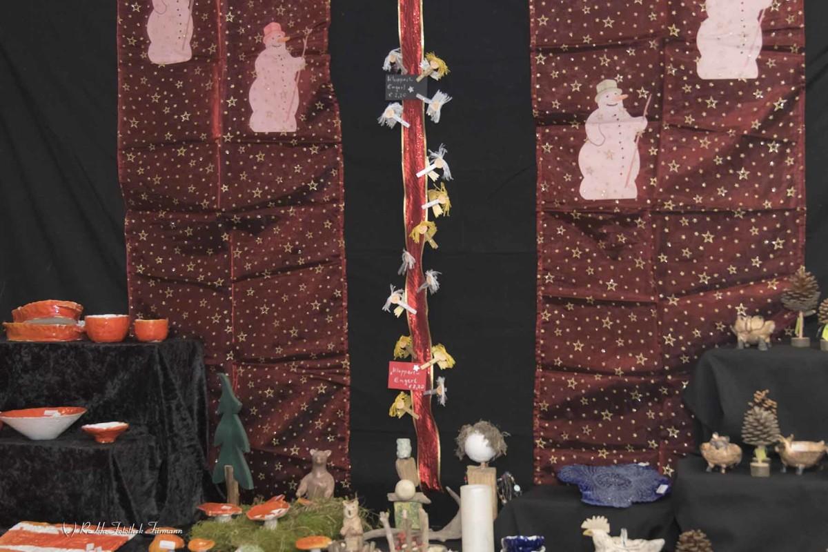 Christkindlmarkt in den Pidinger Werkstätten der Lebenshilfe BGL