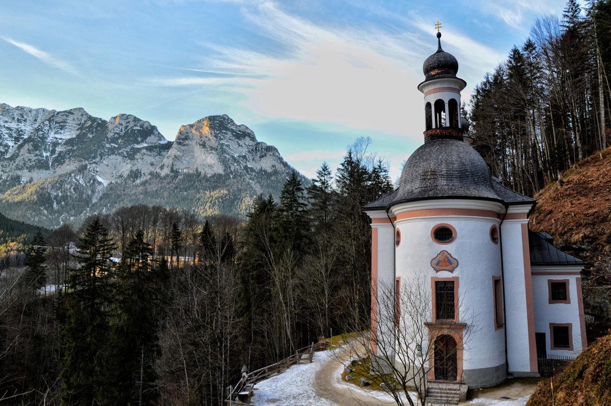 Ein echtes Schmuckstück: Die Kunterwegkirche