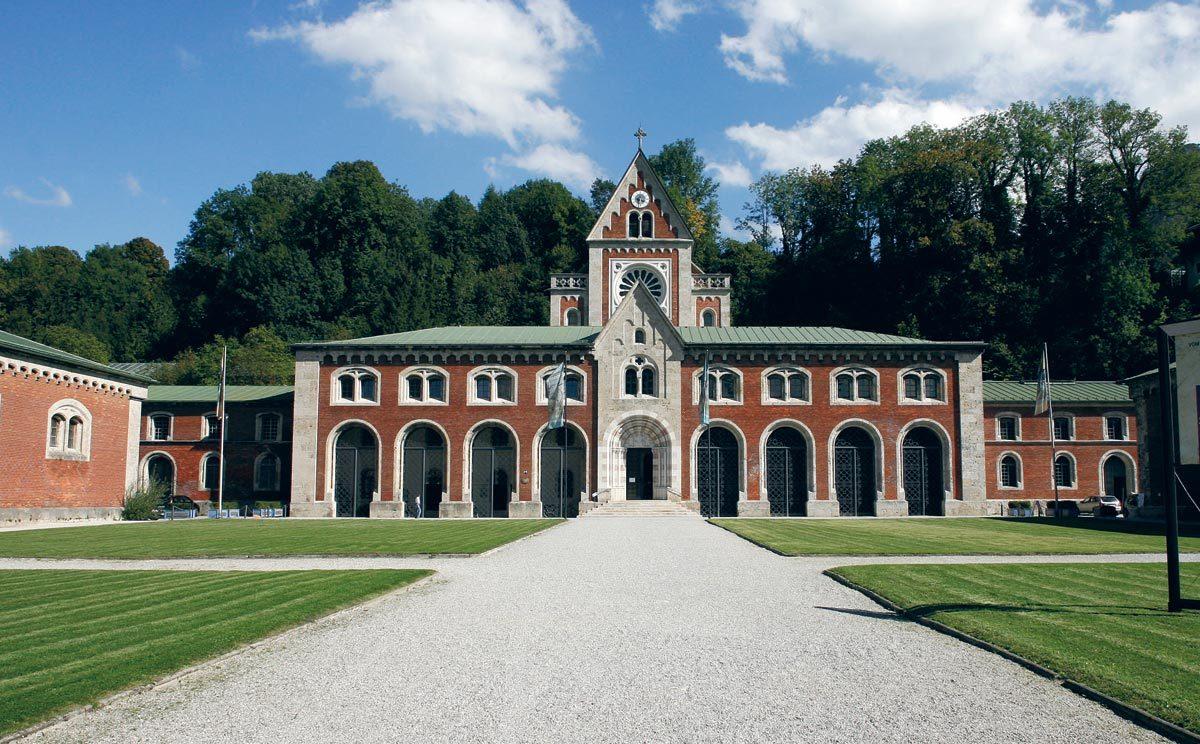 Die Alte Saline Bad Reichenhall: Das Wahrzeichen der Alpenstadt