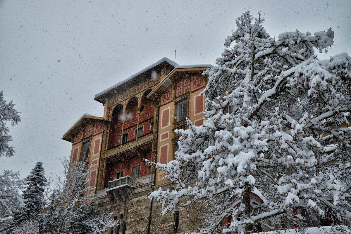 Die Königliche Villa Berchtesgaden