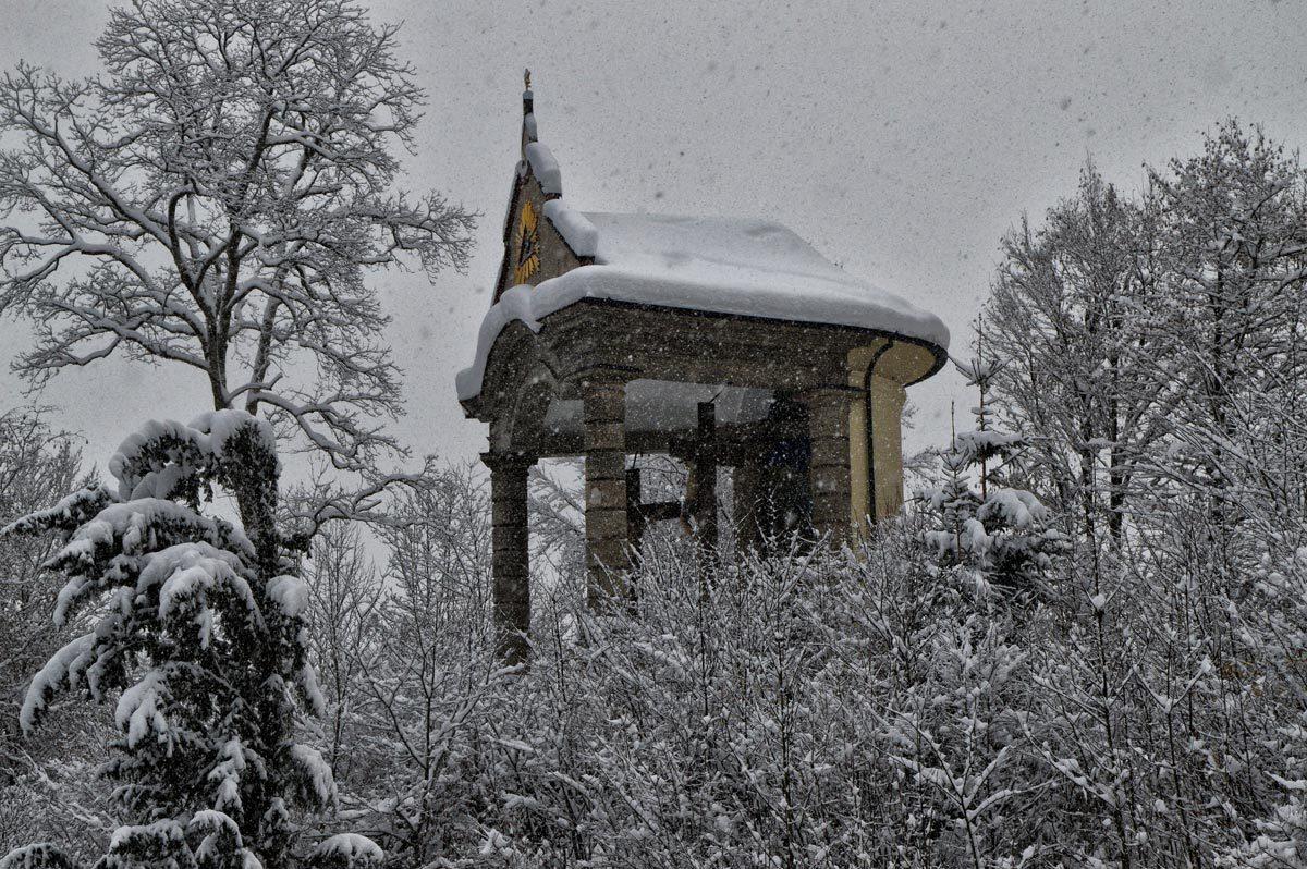 Die Kalvarrienberg-Kapelle