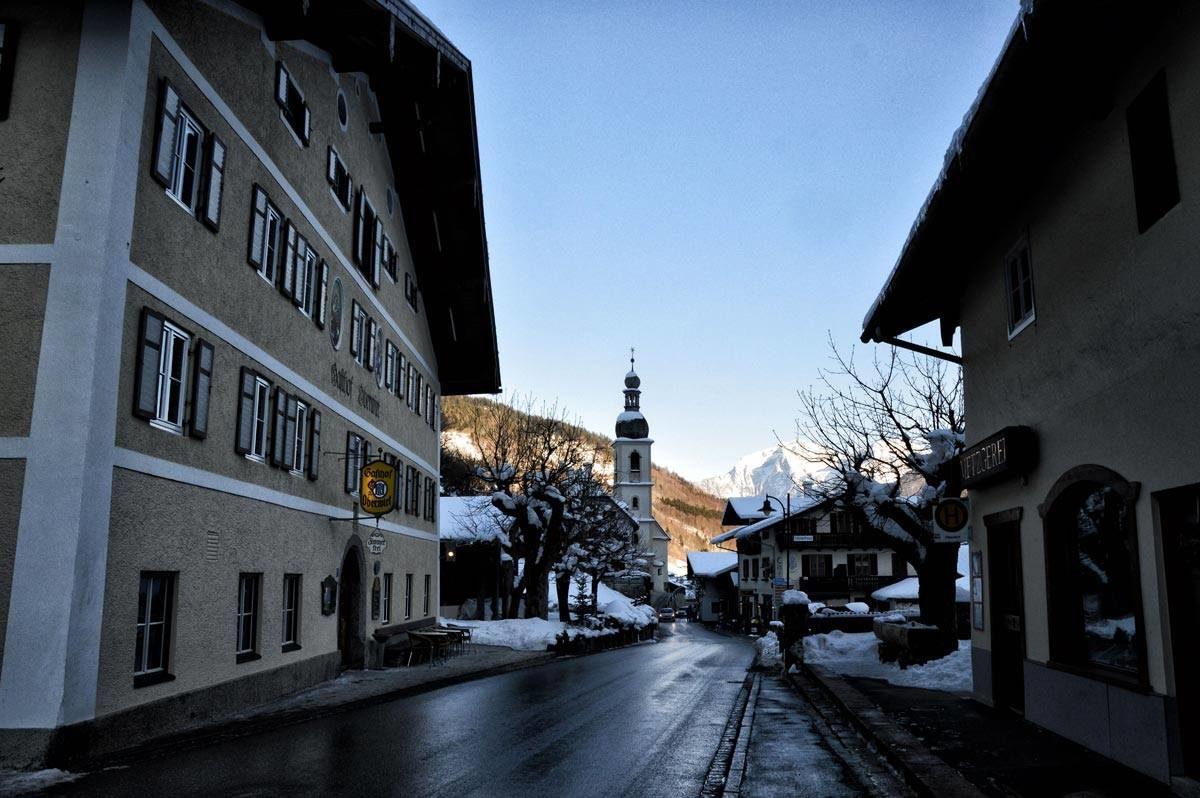 Gasthaus Oberwirt im Bergsteigerdorf Ramsau