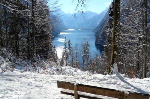 Winterwanderung zum Malerwinkel am Königssee
