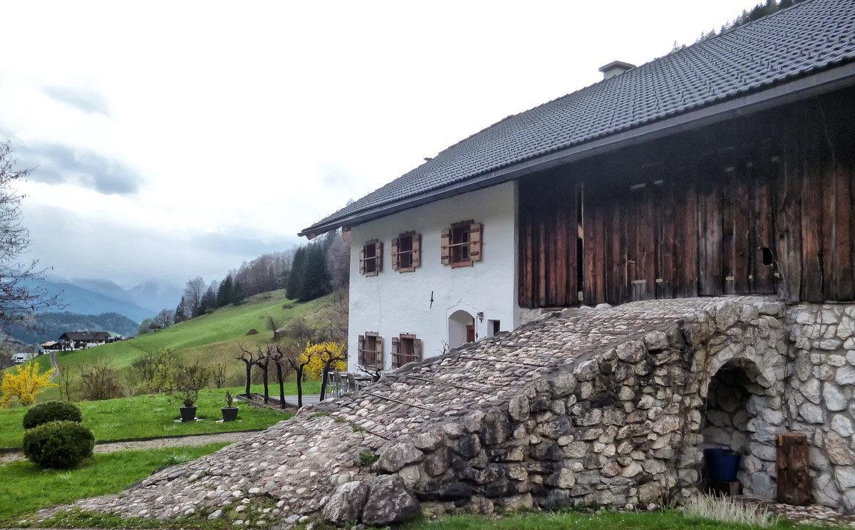 Architektenhaus Lena Lorenz in Berchtesgaden Oberau