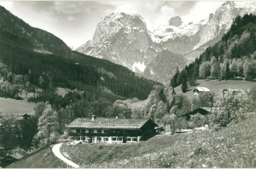 Das Rehlegg in Ramsau: Vom Bergbauernhof zum Berghotel