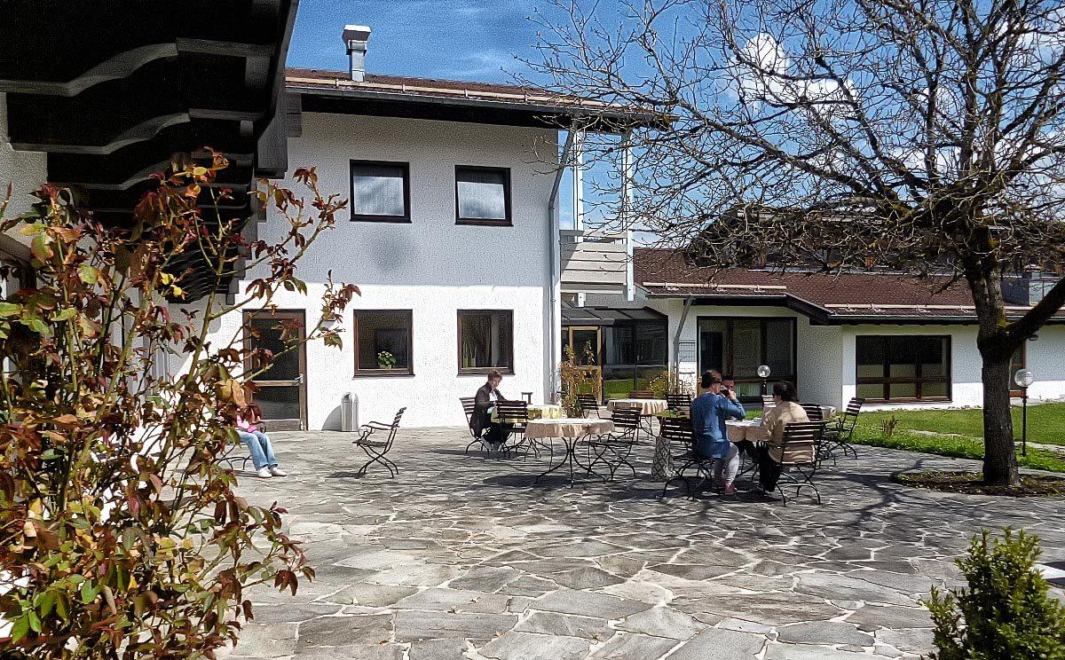 Drehort Rehaklink Lena Lorenz: Medical Park Loipl Bischofswiesen