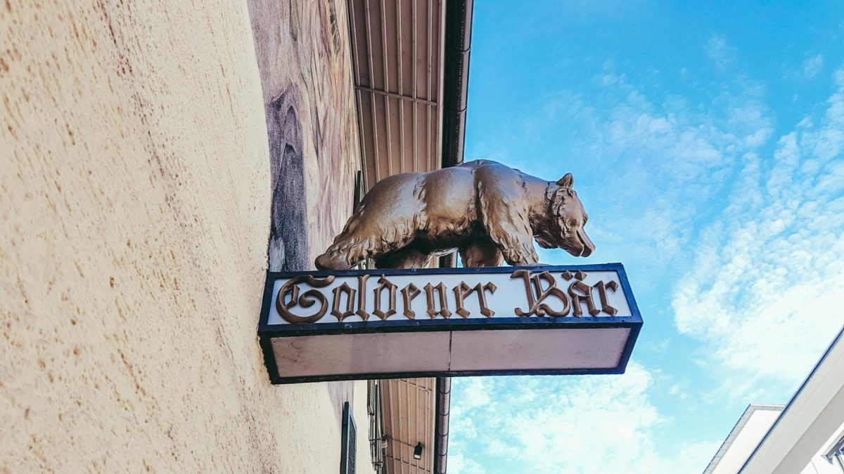 Goldener Bär: Traditions-Wirtshaus in Berchtesgaden
