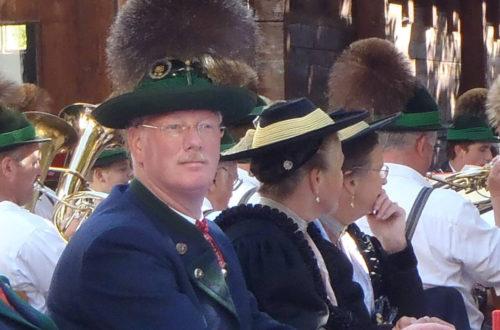 Michael Brandt: 1. Vorsitzender GTEV D`Achentaler Ramsau