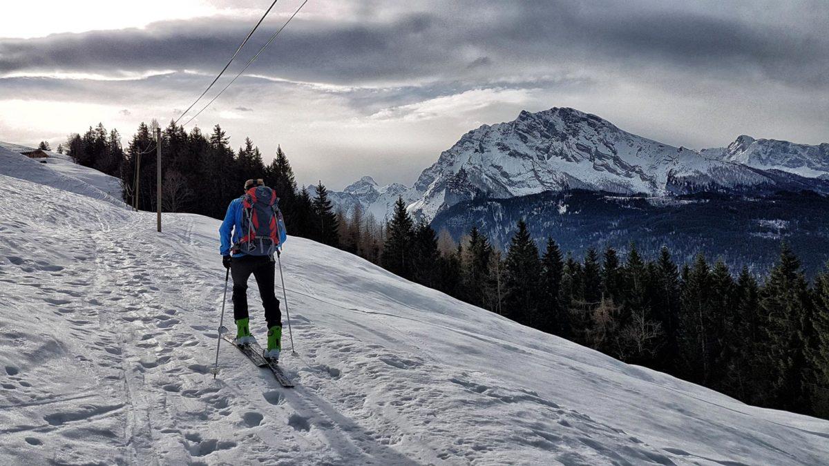 Skitour zwischen Jenner und Wasserfallalm