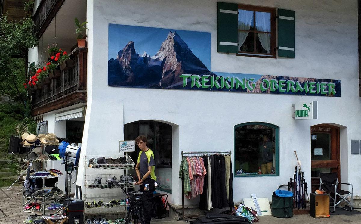 Für Lena Lorenz: Aus Sport M&R Brandner wird Trekking Obermeier