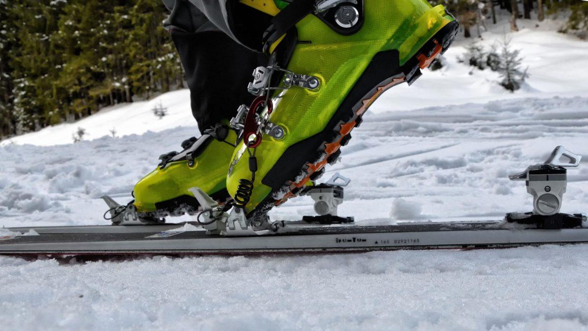 Skitour zur Hochalm