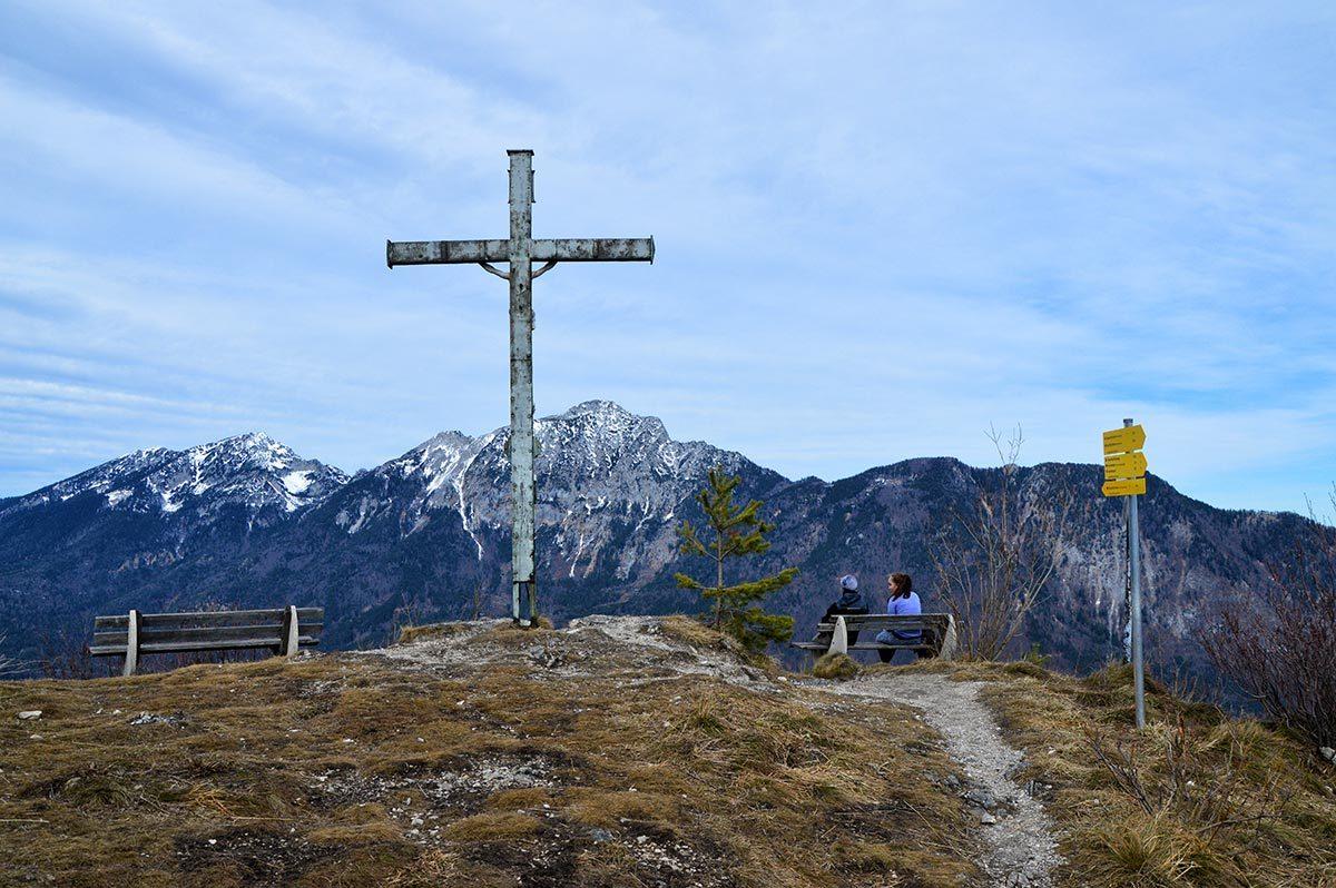 Dötzenkopf Gipfelkreuz