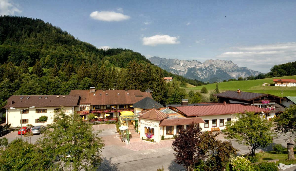 Hotel Neuhäusl: Drehort von Lena Lorenz