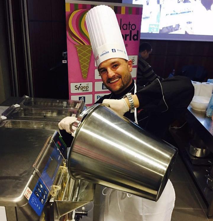 Luca Rizzardini: Eismacher aus Leidenschaft