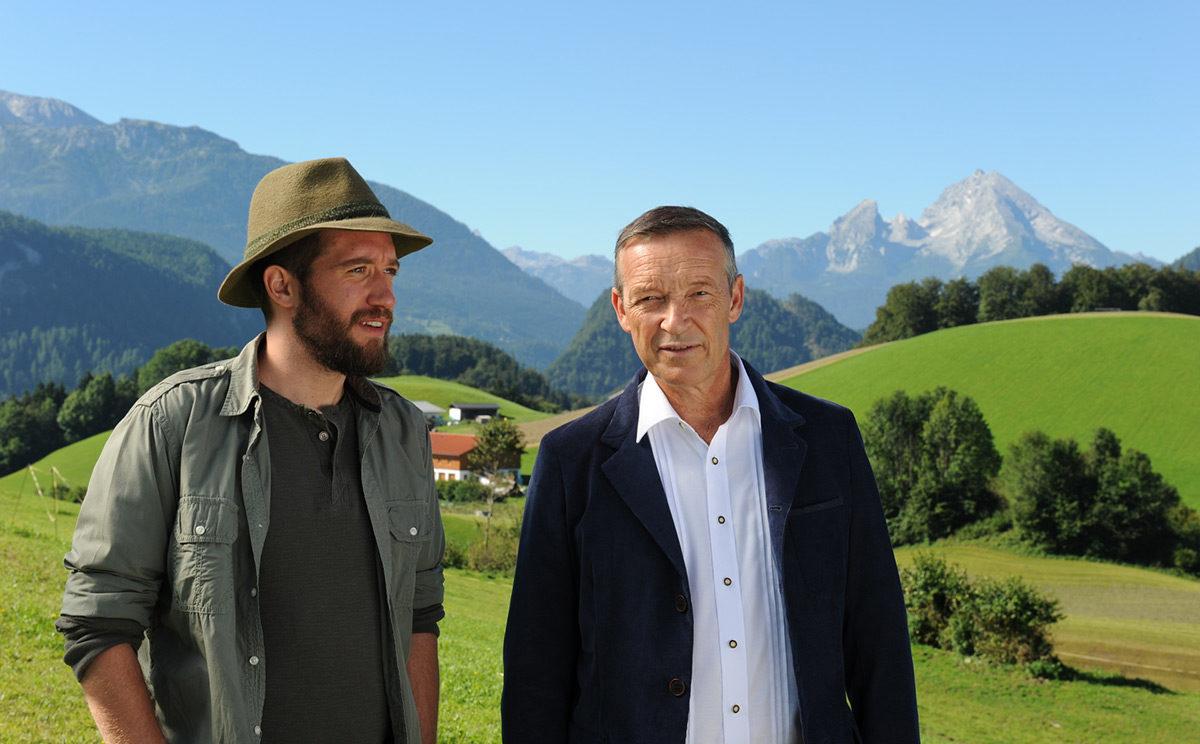 Heimatserie vor Traumkulisse: Lena Lorenz © ZDF | Kerstin Stelter