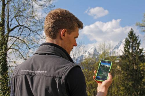 Nationalpark Berchtesgaden-App