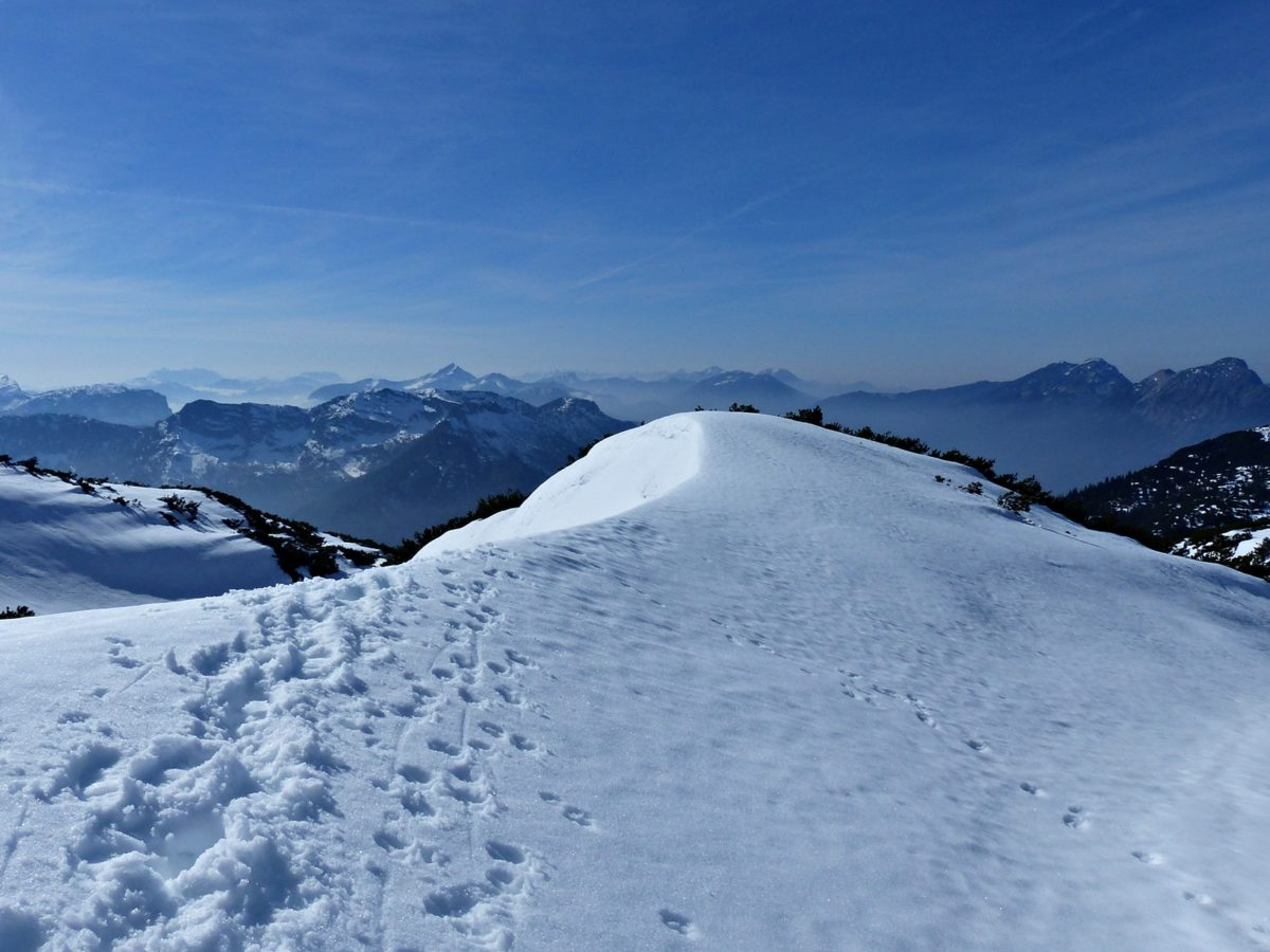 auf dem Untersberg © Ann-Kathrin Helbig