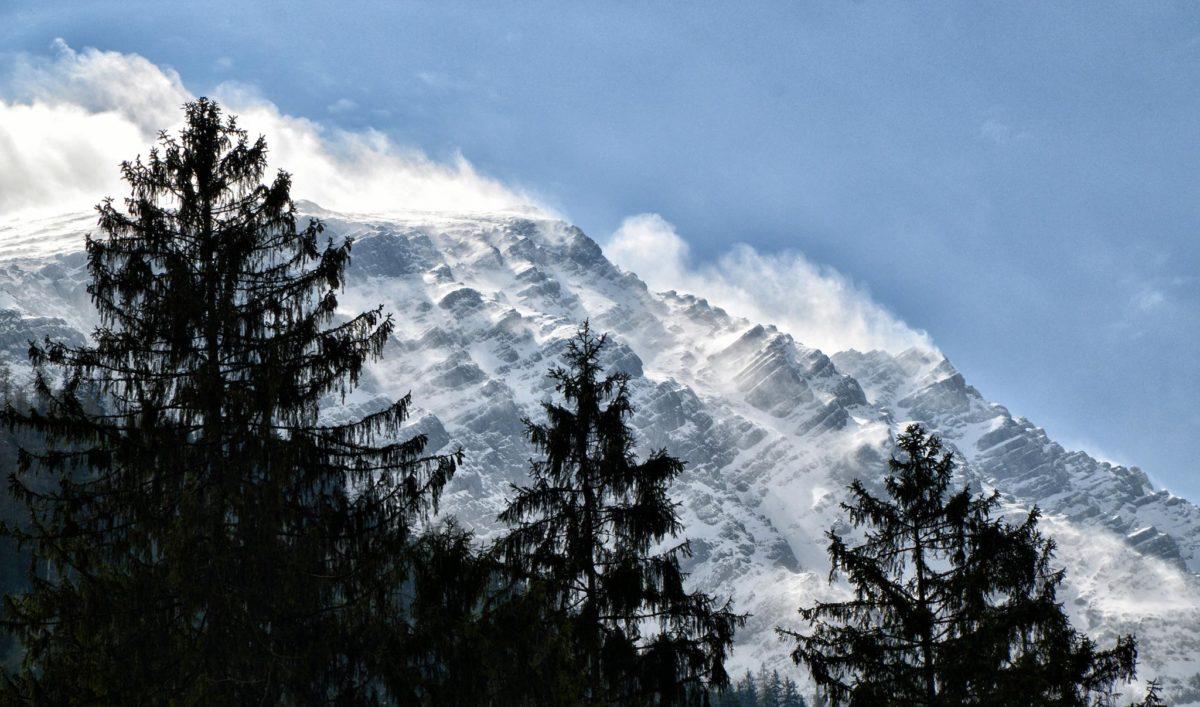 Die Watzmann Westwand