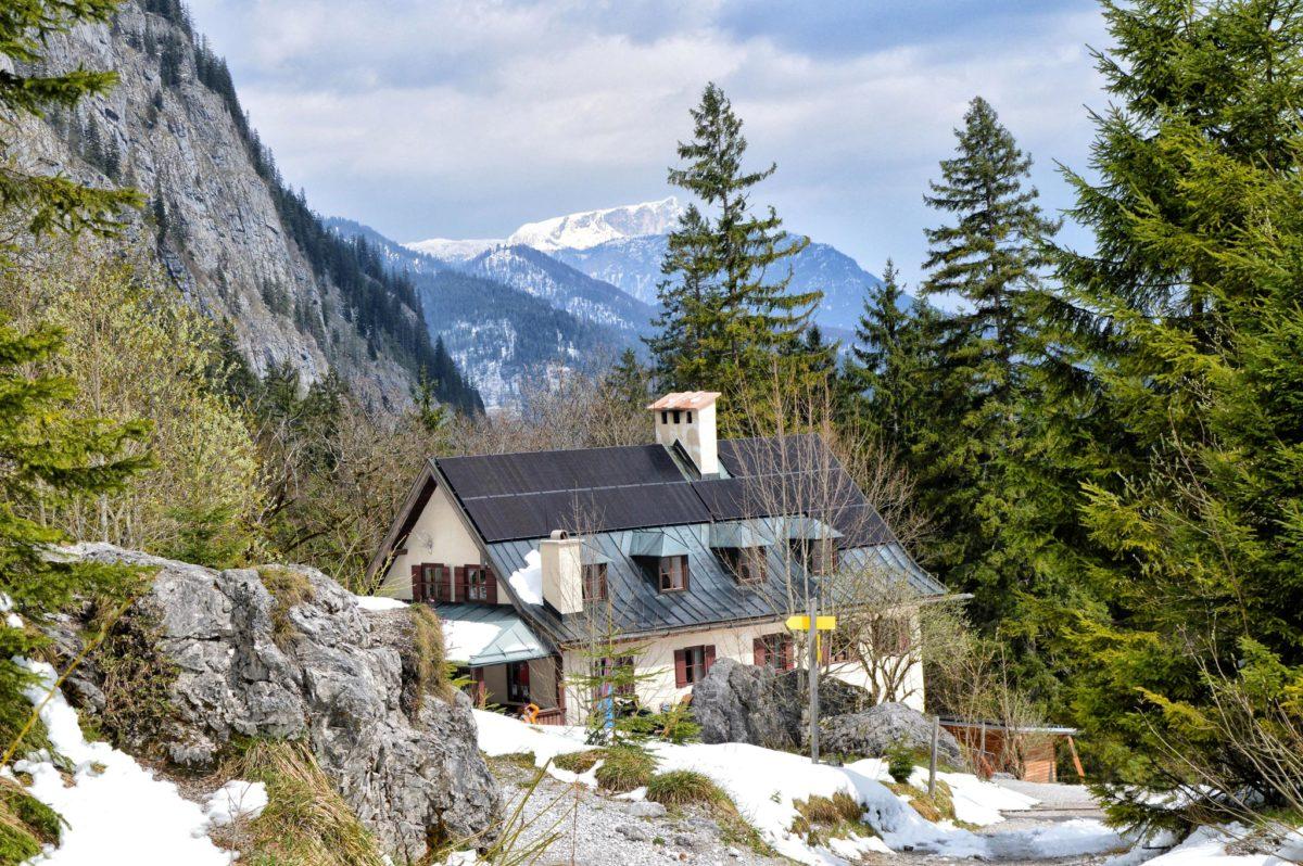 Das Wimbachschloss