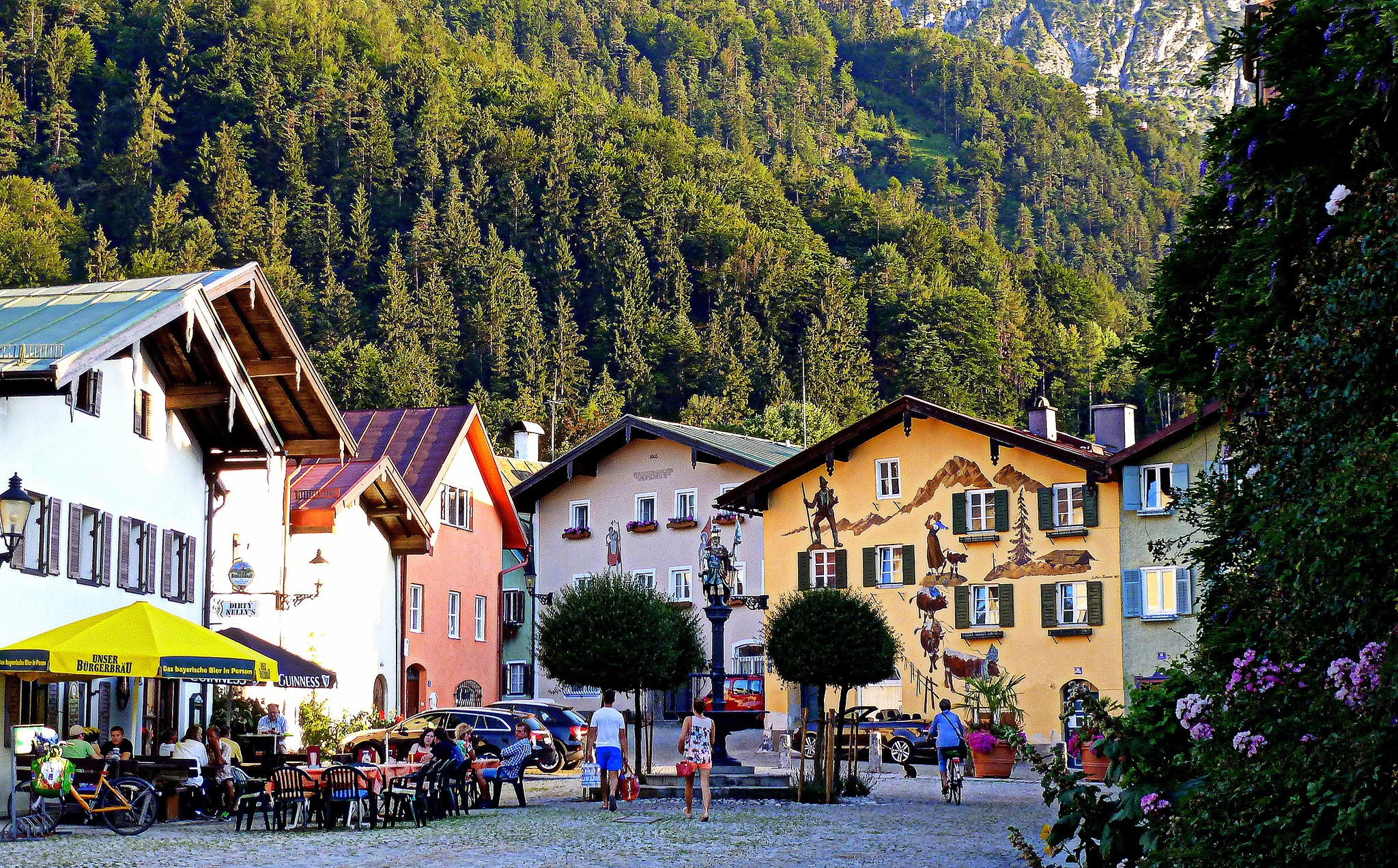 Restaurants In Bad Reichenhall