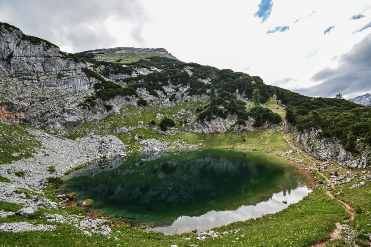 Der Seehornsee