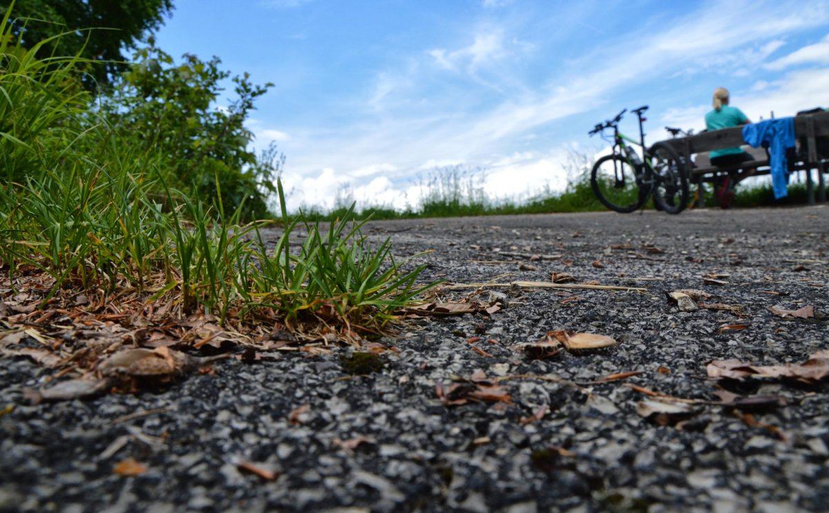 Typischer Bodenbelag der Kehlsteinwege