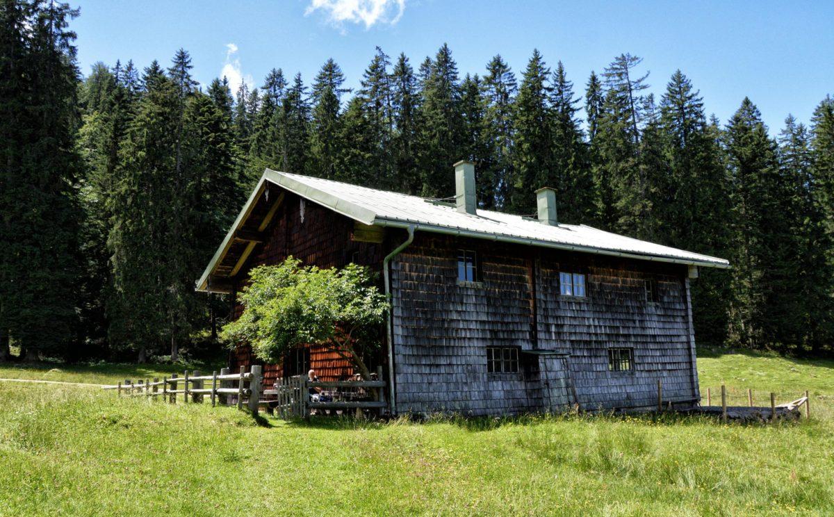 Die Anthaupten-Hütte