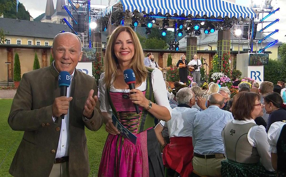 Auf geht's zu 500 jahre Salzbergwerk Berchtesgaden mit den Moderatoren Michael Harles und Eva Mähl