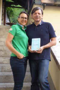 Lisa Graf-Riemann und >Ottmar Neuburger mit 111 Orte vom Wilden Kaiser bis zum Dachstein die man gesehen haben muss