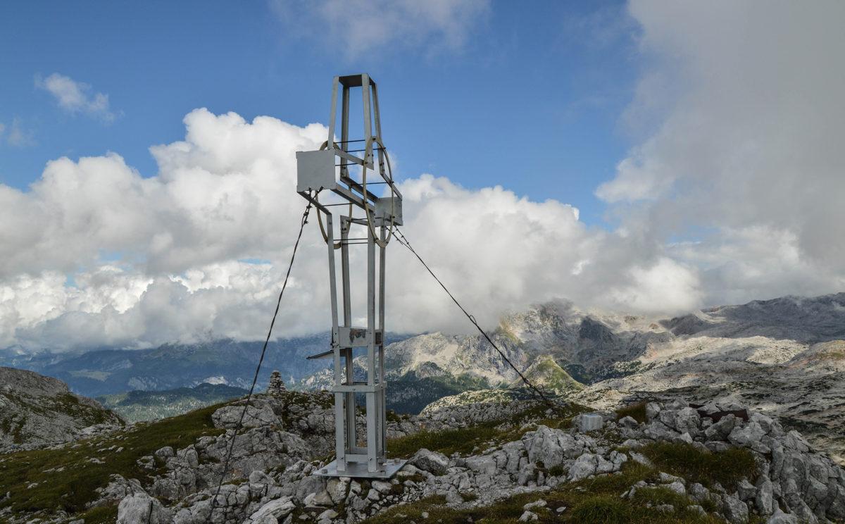 Gipfelkreuz Großer Schindlkopf