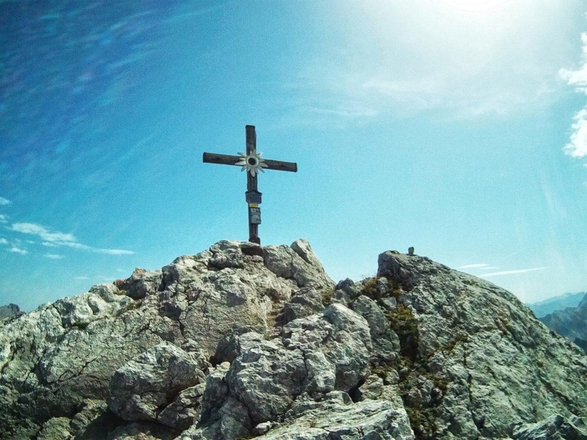Gipfel des Kammerlinghorns