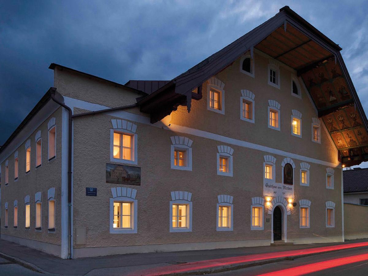 Stadthaus Salzburghofen - Boardinghaus im ehemaligen Mirtlwirt