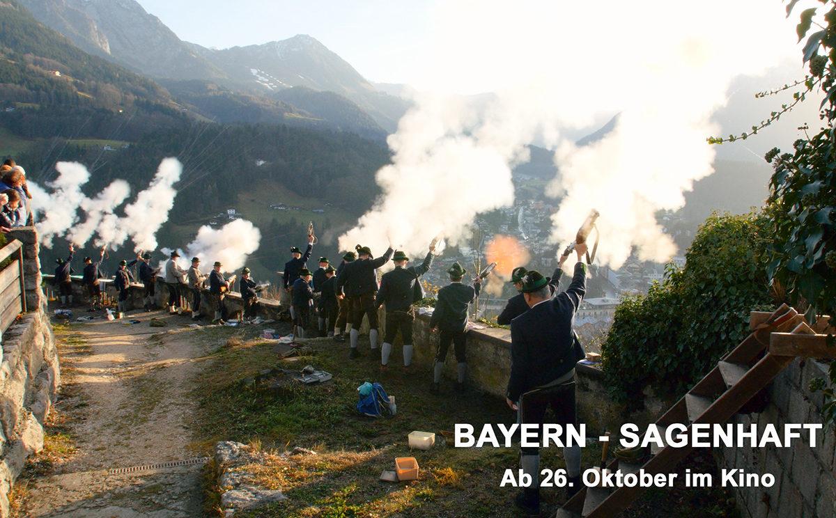 Bayern -Sagenhaft ab 26. Oktober 2017 im Kino