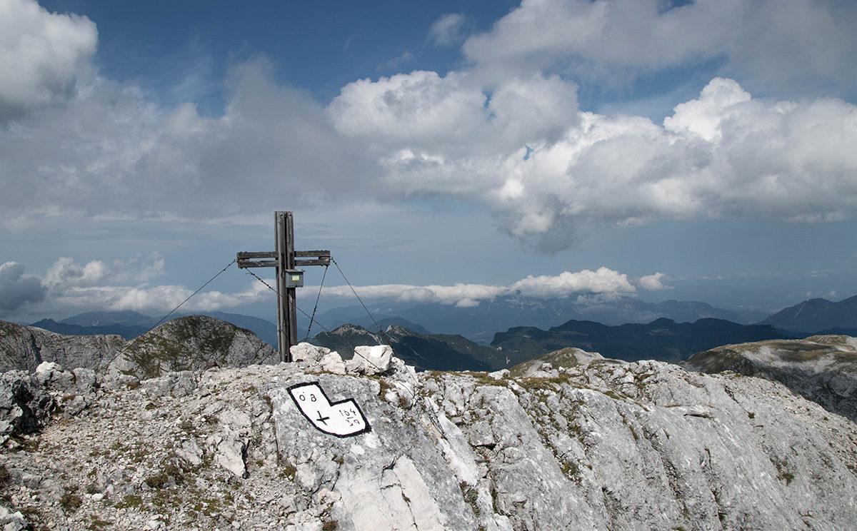 Gipfelkreuz Stadelhorn