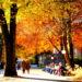 Herbst in der Alpenstadt Bad Reichenhall