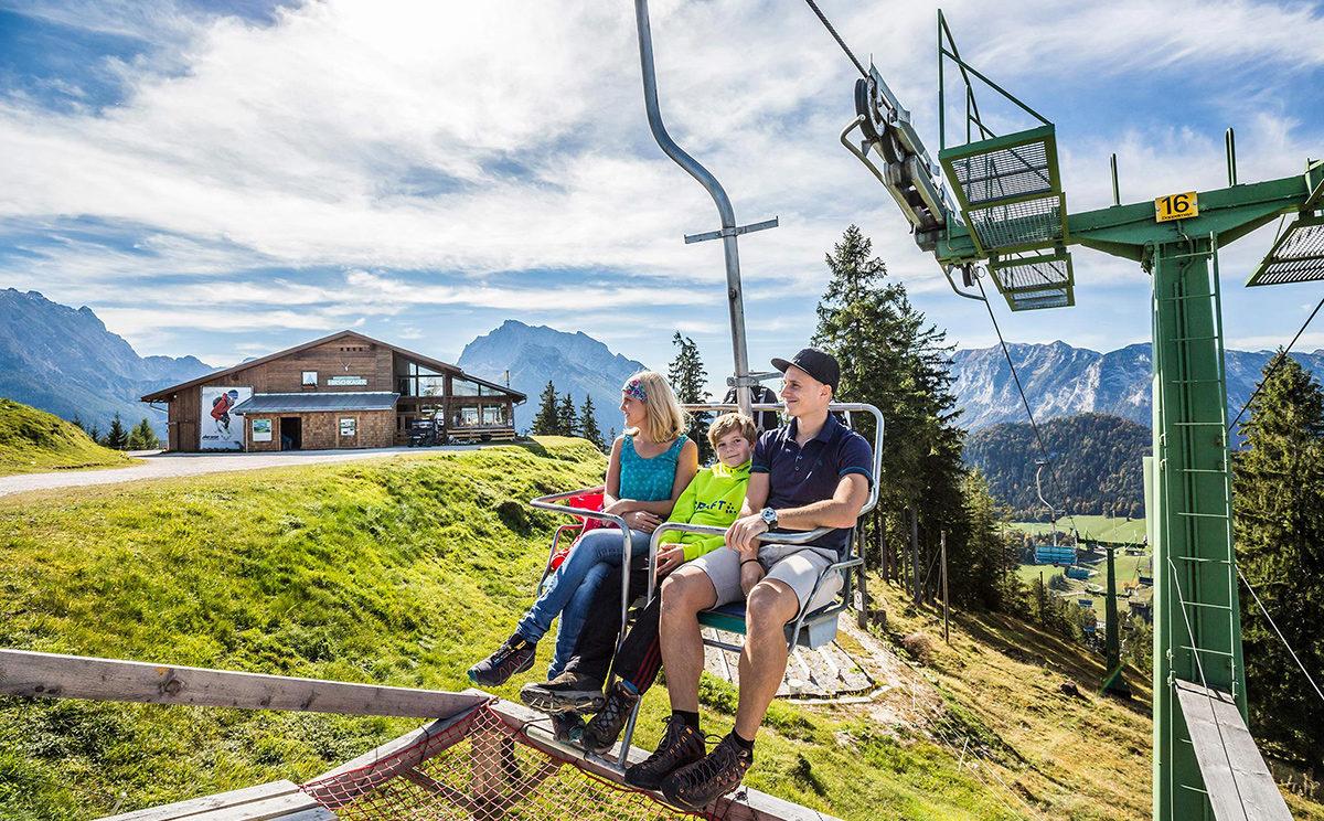Am 8.10.2017: kostenlose Fahrt mit der Hochschwarzeck Bergbahn von 9 bis 12 Uhr