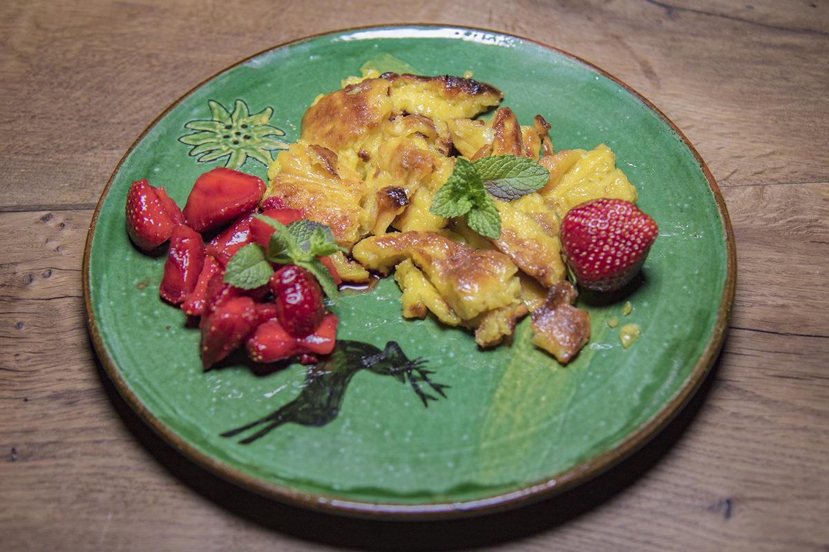Landfrauenküche: Cathi Lichtmeneggers Nachspeise