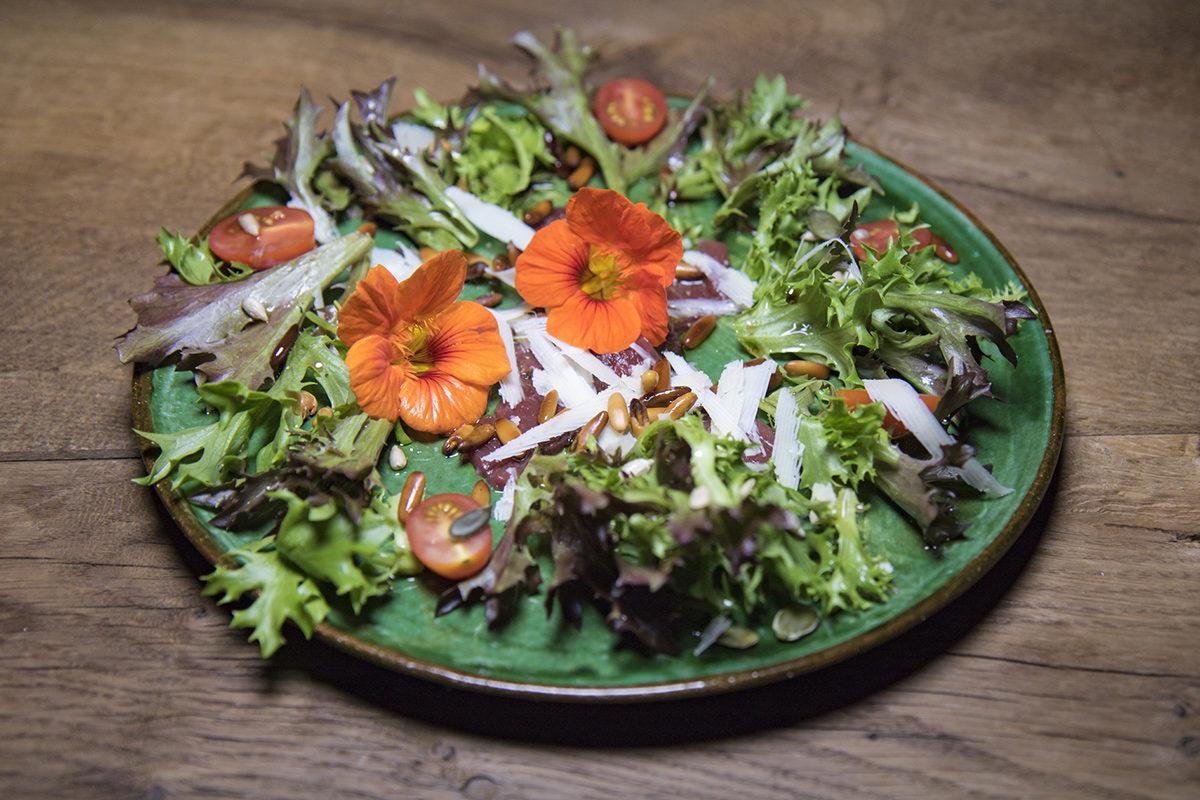 Landfrauenküche: Cathi Lichtmeneggers Vorspeise