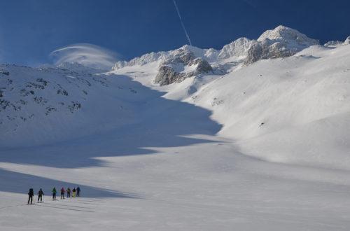 Ein Thema beim Bergsteigertreffen Ramsau: Skitouren in den Pyrenäen