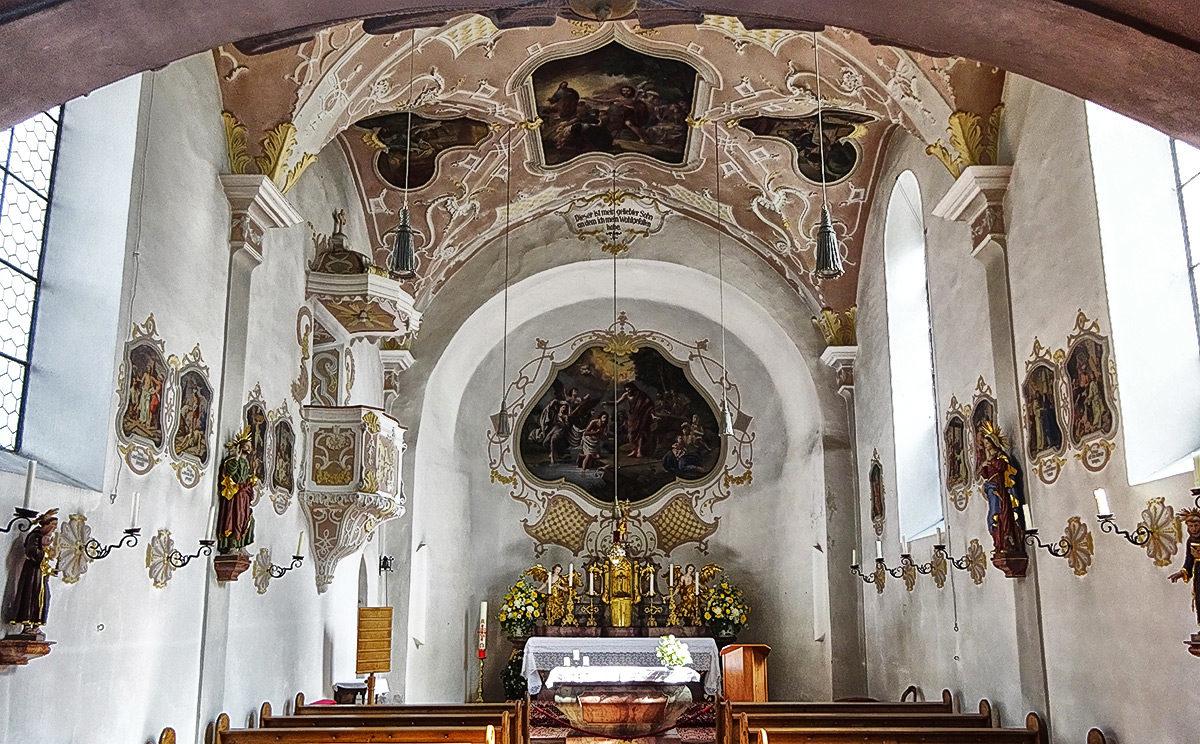 In der St. Johannes-Spitalkirche