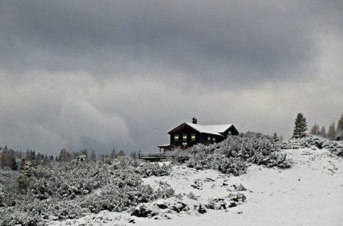 Alte Traunsteiner Hütte © Ann-Kathrin Helbig