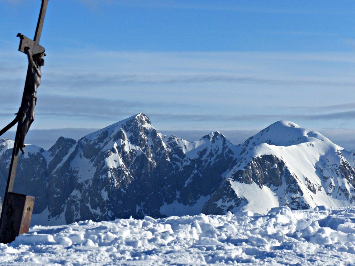 Scheibstein Gipfel © Ann-Kathrin Helbig