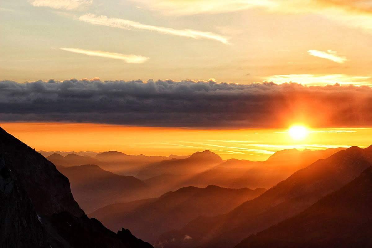 Sonnenaufgang ©Peter Pruckner