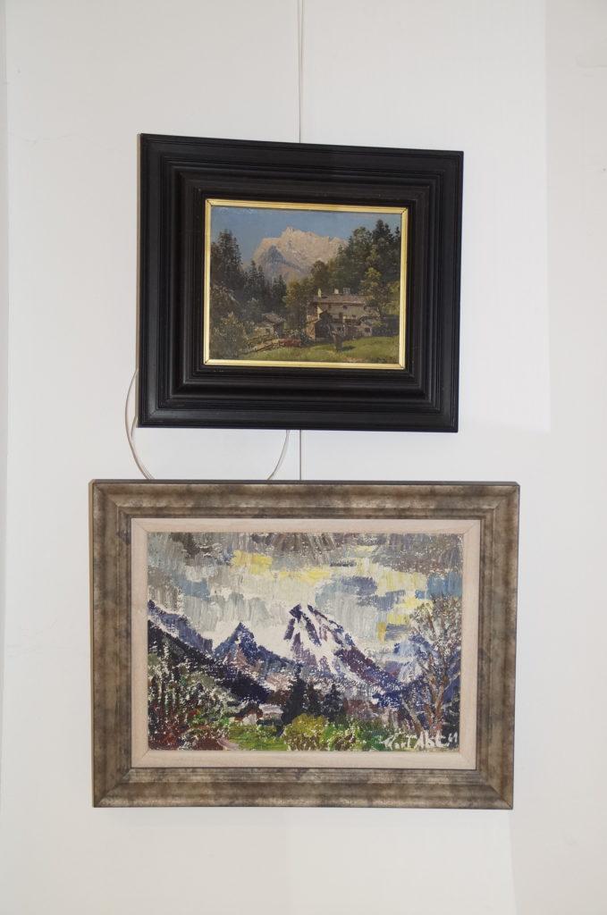 Der Hochkalter: Ebenso anspruchsvoll für Bergsteiger als stimmungsvoll für Künstler zeigt sich das oft im Schatten des Watzmanns stehende Bergmassiv.