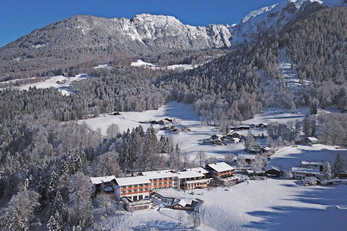 Alm- & Wellnesshotel Alpenhof in Schönau a. Königssee
