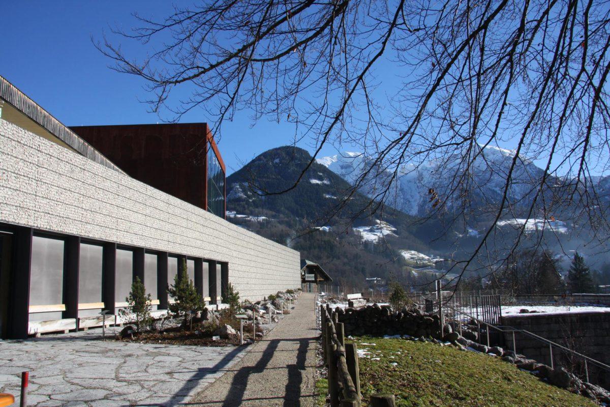Das Haus der Berge, das Berchtesgadener Nationalparkzentrum