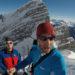 Sonnige Winterrettungstage der Reichenhaller Bergwacht am Watzmann © BRK BGLL