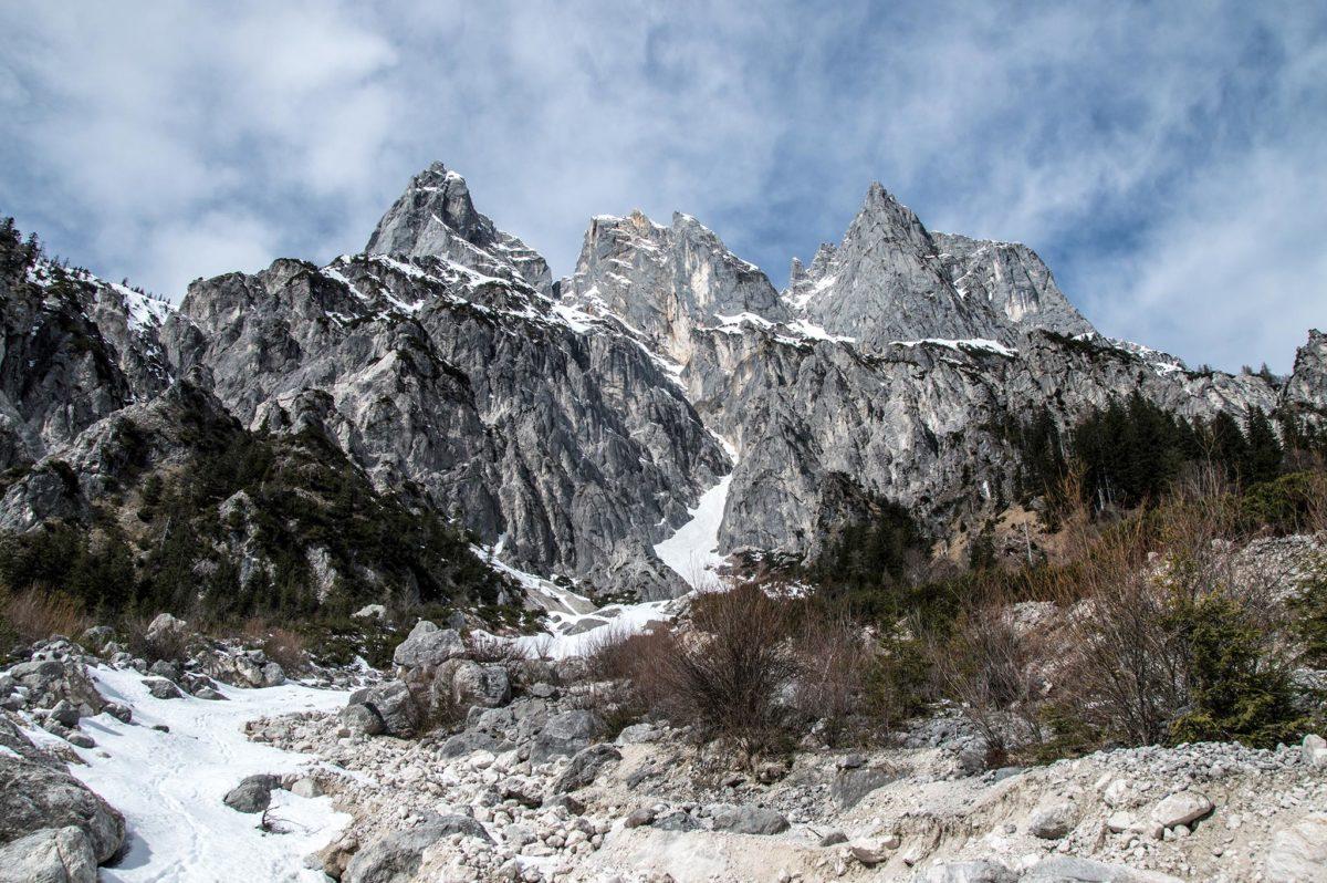 Die Ramsauer Dolomiten