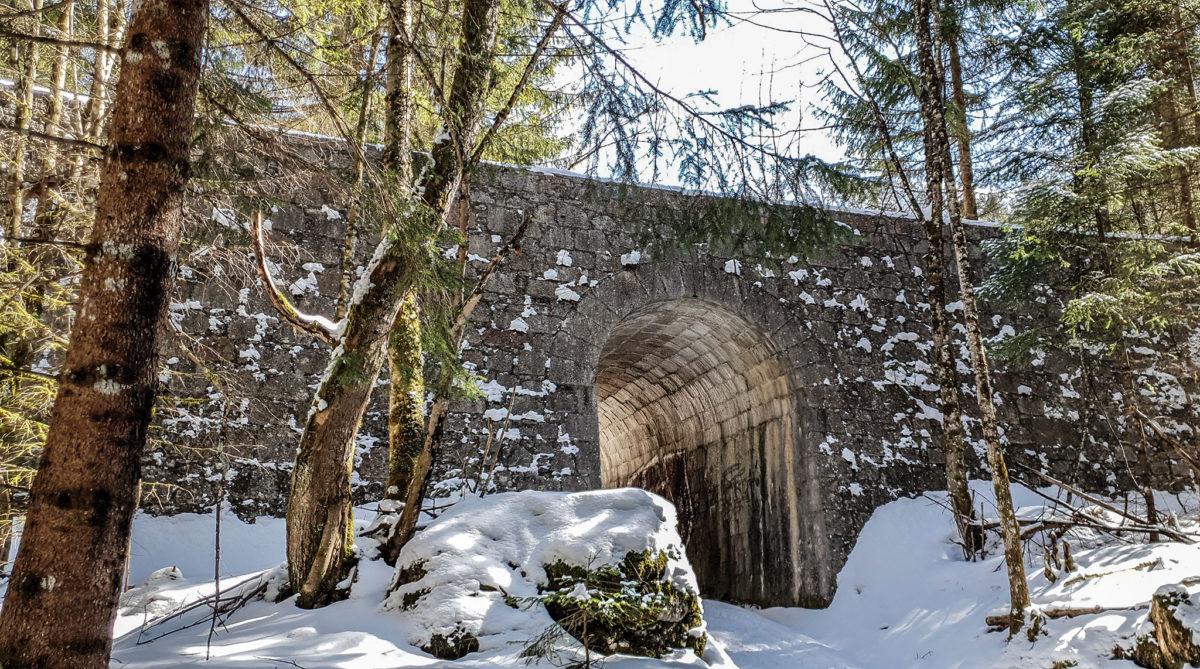 Die Zauner Brücke